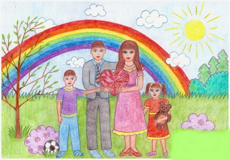 Варианты семейных отношений