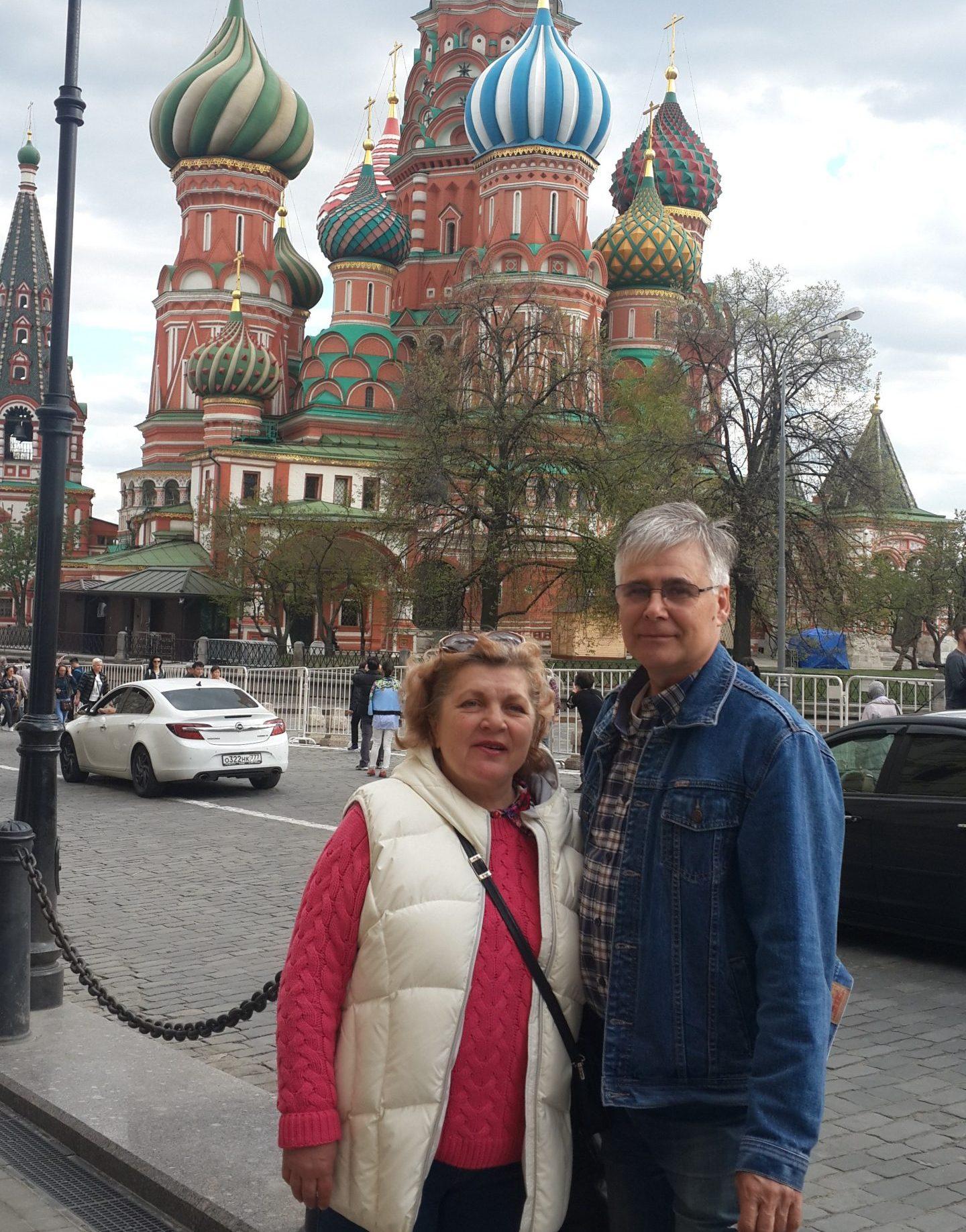Фото бабушки и дедушки