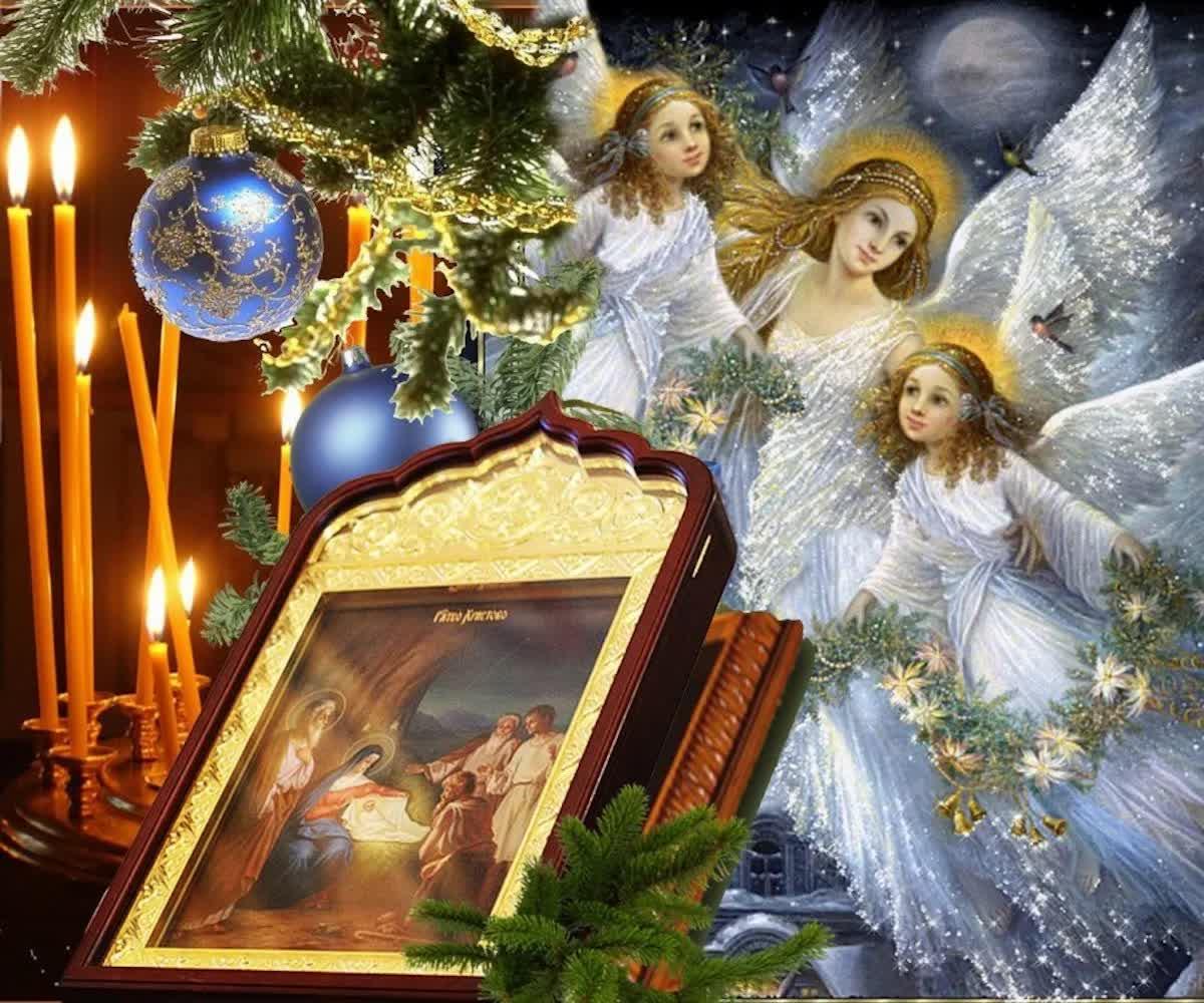 Фото Рождества Христова