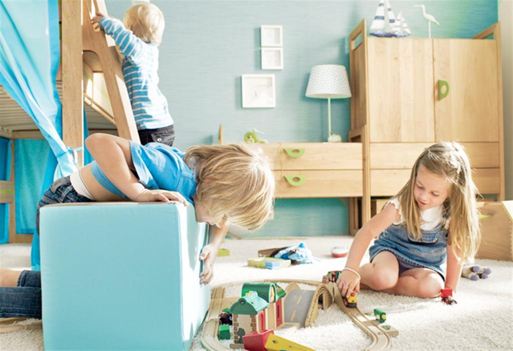 Фото уборки детской комнаты