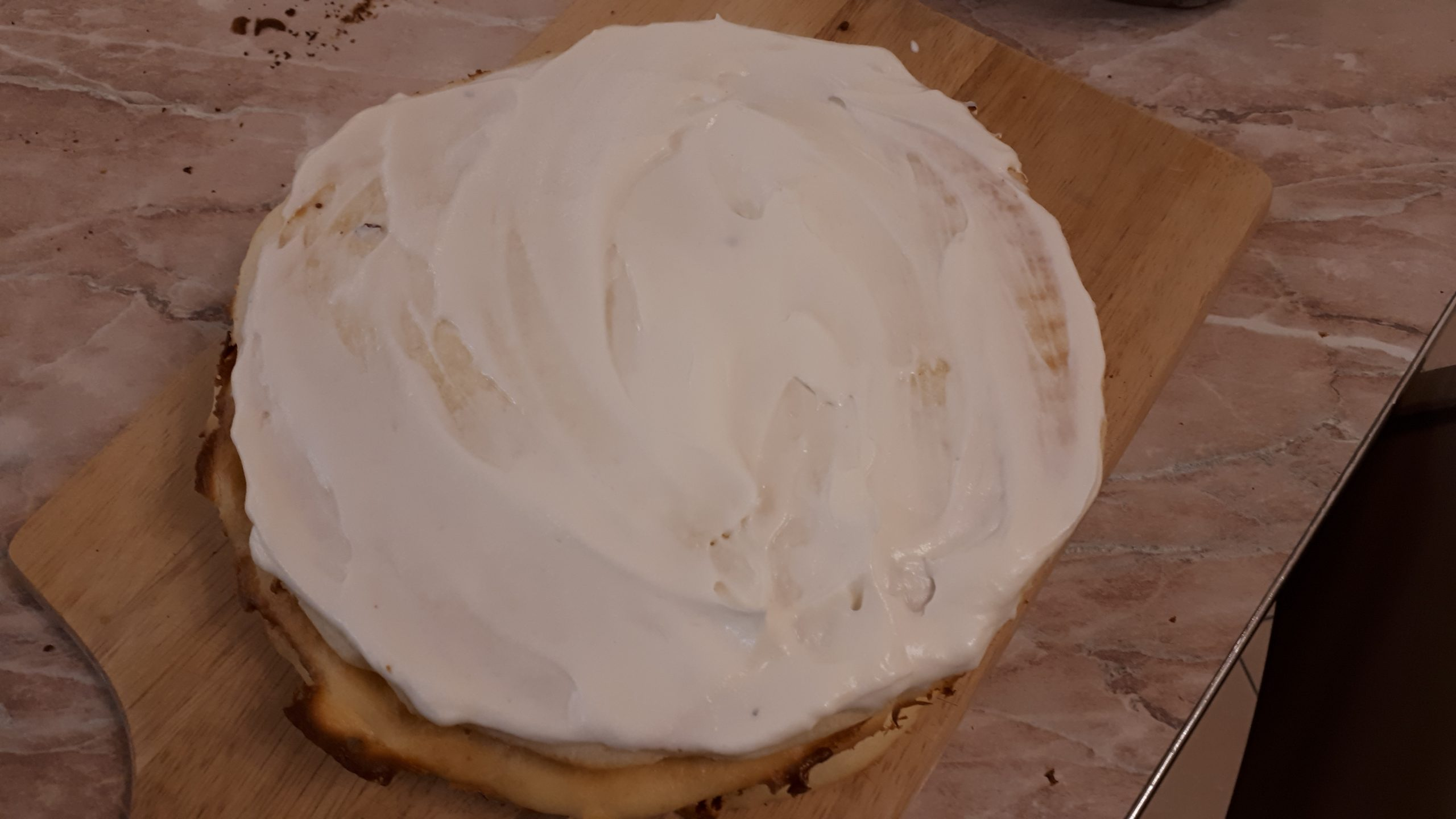 """Торт """"Молочная девочка"""": быстро и вкусно"""