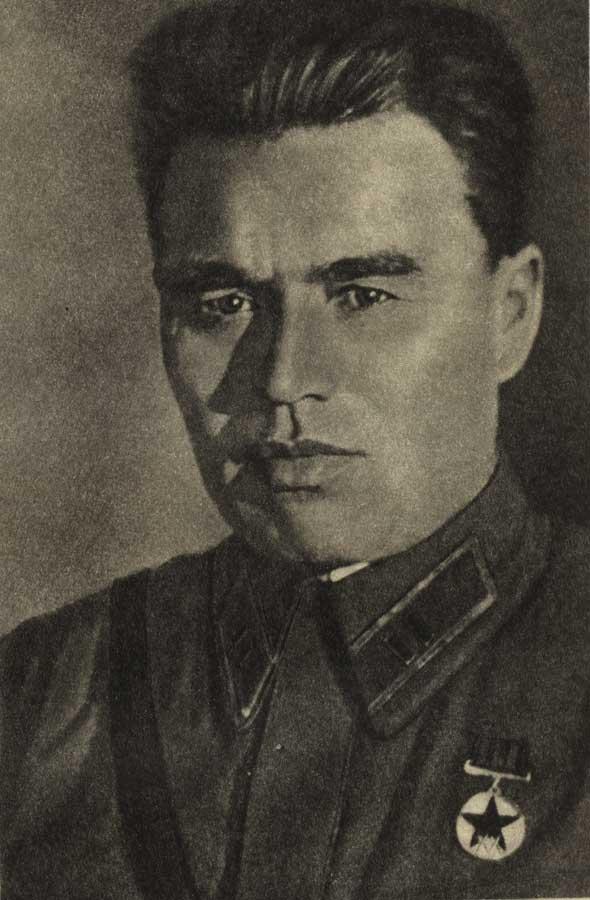 Фото П.Гаврилова защитника Брестской крепости